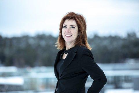 Fikk jobben: Stiftelsen Fritt Ord har engasjert historieprofessor Hilde Gunn Slottemo (52) til å skrive historien om stiftelsens 50 første år.