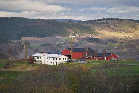 7.100.000: Guddingsbakkan 37 A i Verdal er solgt for kr 7.100.000 fra Grete Gudding Wæren til Christina Wågan og Torstein Reistad Steinsmo.