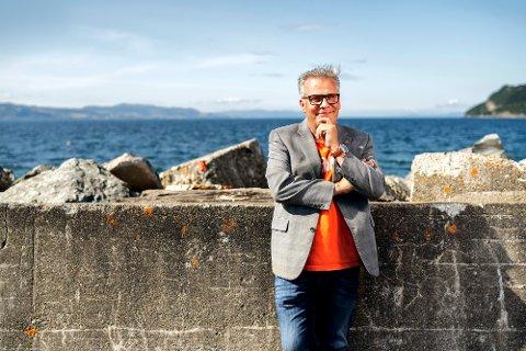 FØRSTEPLASS: Tommy Reinås (MDG) er valgt til partiets førstekandidat foran stortingsvalget neste høst.