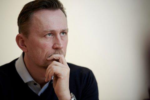 Endre Skjervø, kommunedirektør Frosta