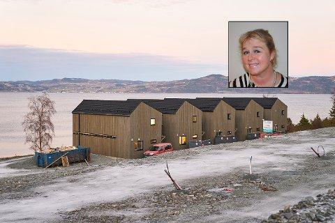 FEIL: Seksjonsleder Anne Sundet Tangen (innfelt) hos Fylkesmannen i Trøndelag mener både innholdet og rekkefølgen prosjektet bygges ut har blitt feil.