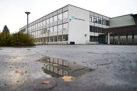 KAN BLI ÉN: Egge og Steinkjer ungomdsskole kan bli sammenslått.