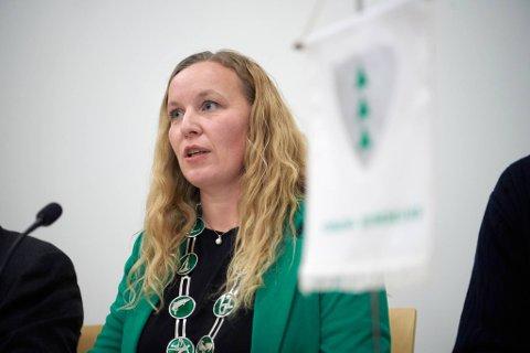 – Jeg vil ikke tenke på hvordan kommunen ville vært uten en videregående skole, sier Grong-ordfører Borgny Kjølstad Grande.