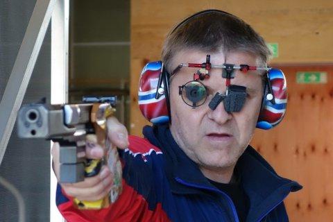 UNIK: Ingen er i nærheten av å ha tatt så mange NM-gull som Pål Hembre.