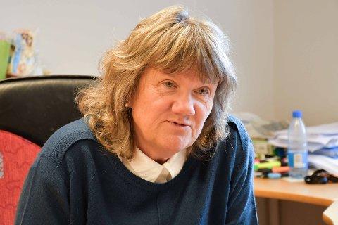 Smittevernoverlege Marit Dypdal Kverkild vil alltid huske hva hun gjorde 12. mars, med pressekonferansen, handleturen etterpå, og besøket til mora si som var dårlig.