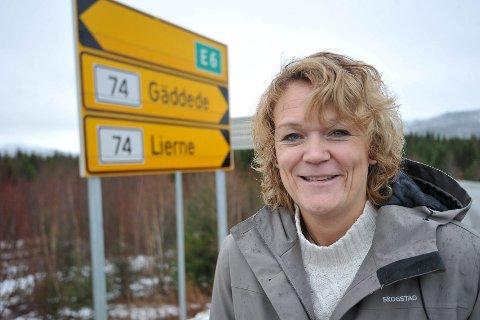 LITE HJELP: Dagpendlere fra Sverige og Finland får igjen komme på jobb i Lierne, men bare om de kjører om Storlien. – Når det kun skal benyttes åpne grenseovergangen blir det fortsatt så å si umulig, mener ordfører Bente Estil