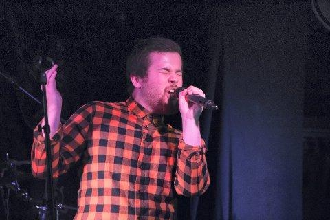 VOKALBONANZA: Isak Søheim imponerte på scenen under et tidligere vokal bonanza-arrangement. Nå blir konseptet også å se på Steinkjerfestivalen.