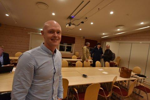 Anders Reitan (Sp) mener at Frosta ikke kommer godt ut av å sette bort byggesak og oppmåling til nabokommunen Stjørdal.