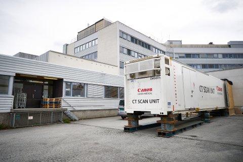 Det er ikke hvem som helst som får slippe inn på Sykehuset Levanger og i Namsos.
