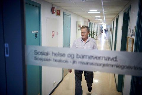 TA ANSVAR: Oppvekst- og velferdsdirektør Erik Stene hos Fylkesmannen i Nord-Trøndelag sier kommunene må ta eierskap til barnevernet, og gi dem den støtten og de virkemidlene de trenger for å ta unna den enorme mengden saker som de nå må gå gjennom.