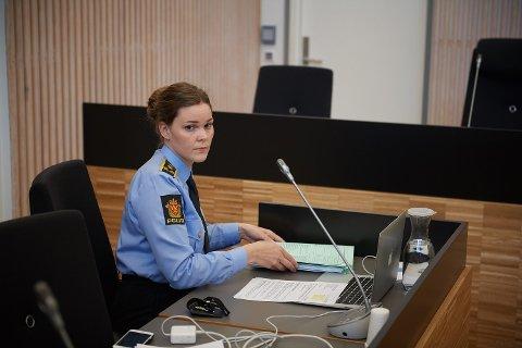 AKTOR: Politiadvokat Malin Borg er aktor i saken mot kvinnen i 30-årene fra Verdal - som starter i Trøndelag tingrett mandag.