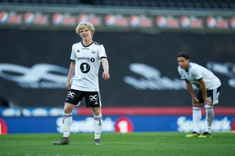 Edvard Sandvik Tagseth fra Frosta får sjansen på U21-landslaget.