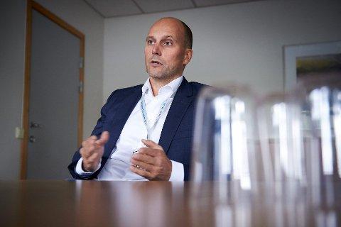 NY DIREKTØR: Tidligere direktør for Helse Nord-Trøndelag, Torbjørn Aas, blir nye NAV-direktør i Trøndelag.