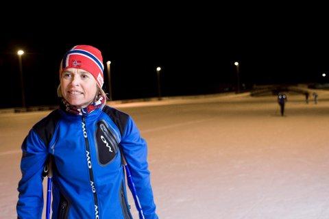 TUNG SESONG: På tampen av årets sesong kan Mari Ann Landsem Melhus konstatere at langrennsmiljøet i Nord-Trøndelag legger tunge måneder bak seg.
