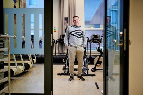 Hjerteforsker Ulrik Wisløff ved NTNU.  Foto: Ole Martin Wold