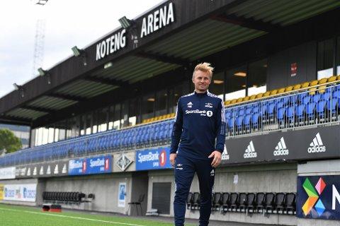SUKSESS: Paul Helge Sagøy har vært med på en innholdsrik reise med RBK på Lade. Etter denne sesongen skal verdalingen prioritere familien.