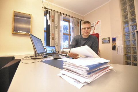 TILSKUDD: Anders Lindstrøm, sektorleder for barnehage i Steinkjer kommune, har sendt ut en invitasjon til de private barnehagene om å søke tilskudd fra omstillingspotten på to millioner kroner.