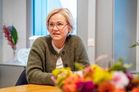 NY ROLLE: Arbeiderpartiets Ingvild Kjerkol, fra Stjørdal, er landets nye helseminister.