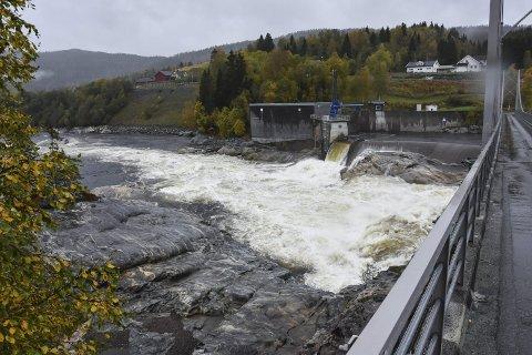 LITE VANN I MAGASINENE: NTE tror ikke lav vannstand i magasinene i Midt-Norge vil påvirke strømprisen så veldig mye utover vinteren. For lengre nord og i Sverige er det mer vann tilgjengelig.