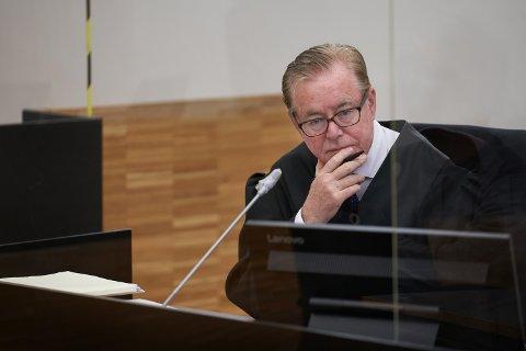 27-åringens forsvarer, advokat Rolf Christensen, i retten mandag 1. februar.