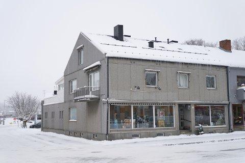 5.800.000: Torggata 13 i Steinkjer sentrum er solgt for kr 5.800.000 fra Inger-Lise Baugh til B Bratberg Eiendom As.