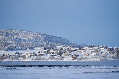 Ekne i Levanger. Bolig, boligpriser, strøm, strømpris, kulde, vinter, eiendomsskatt,