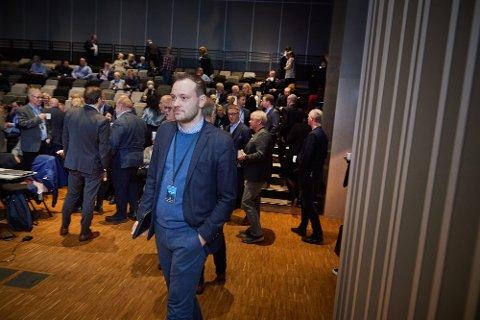 OVERRASKET: Frps finanspolitiske talsmann, Sivert Bjørnstad synes statsforvalterens påskjønnelse av de ansatte etter innsatsen i koronaåret 2020, er umusikalsk.