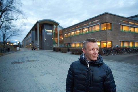 VIL PÅVIRKE: Espen Leirset er en kjent stemme i samfunnsdebatten. Nå har han meldt seg inn i Arbeiderpartiet og er valgt til 2. nestleder i Levanger Arbeiderparti.