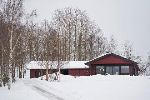 4.200.000: Lynumvegen 27 på Skogn i Levanger er solgt for kr 4.200.000 fra Liv Ingeborg Skjerve til Grete Hov og Lars Stokke.