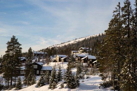 SELGER I SVERIGE OG VIL HIT: I Fagerlia i Meråker er det nå planlagt for 200 nye hytter og leiligheter. Etterspørselen er så stor at grunneier Meraker Brug valgte å framskynde et helt nytt hyttefelt like før vinterferien.