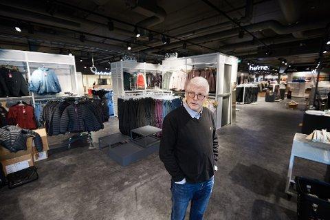 FRA 12 TIL 15: Erik Sakshaug kjøpet seg opp i nord med to nye butikker i Harstad og Narvik og etablering av en tredje i sistnevnte by.