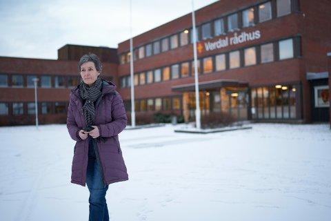 INGEN NYE: Verdal fikk ett nytt tilfelle av koronasmitte tirsdag kveld. Etter det har ikke tikket inn nye meldinger, bekrefter kommuneoverlege Ragnhild Holmberg Aunsmo.