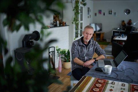 SKAM: Ole Birger Kvemo føler skam over måten brukerne i NAV blir behandlet på, og peker på systemet.