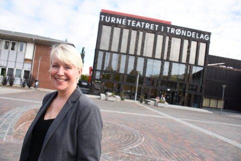 NY LEDER: Astrid Skogseth tar over som festivalsjef for Hilmarfestivalen.