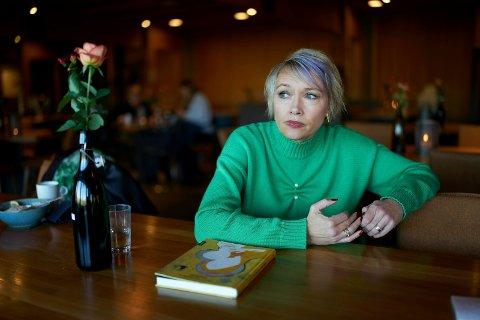 FÅR STIPEND:  Ingrid Storholmen er en av tre forfattere som får tiårig stipend etter Kulturrådets tildelingsrunde.