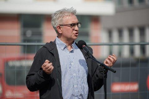 LANDSMØTE: Under helgas landsmøte i Venstre, vil stortingsrepresentant Andre Skjelstad slå ring om Vinmonopolet.