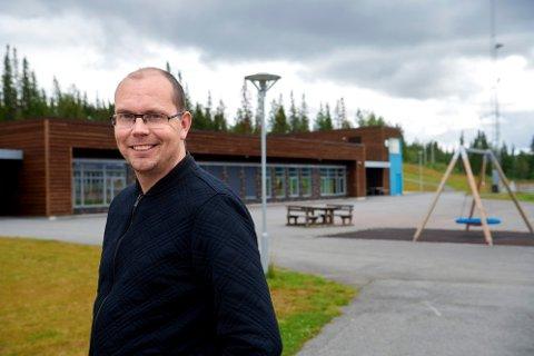 INNSTILT SOM KOMMUNEDIREKTØR: Patrik Lundgren er innstilt som kommunedirektør i Lierne kommune.