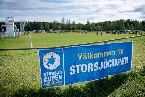 VI TAR DET IGJEN NESTE ÅR?: Fotballcupen i Østersund er i alvorlig pengetrøbbel. Det kan bety kroken på døren.