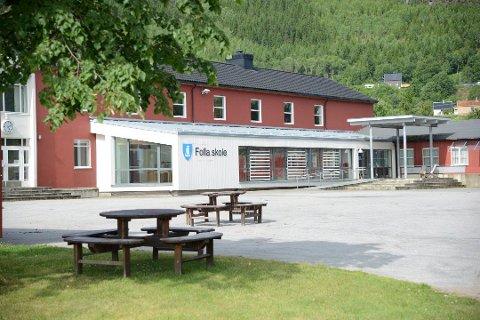 FLYTTES: Administrasjonen i Steinkjer kommunen foreslår å flytte ungdomsskoleelevene ved Folla skole til Malm, før hovedutvalget skal si sitt om ungdomsskolestrukturen 1. juni.