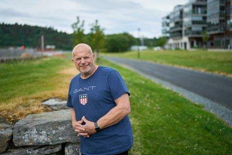 EN TID FOR ALT: Bjarne Håkon Hanssen har vært levangsbygg i over ti år. Nå er tiden inne til å ta farvel.
