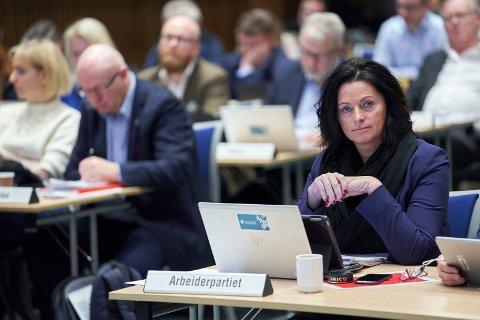 – ERKJENNELSE: – Med sine anklager erkjenner Elin Agdestein at Høyre ikke har gjort en god nok jobb verken i regjering eller lokalt i Steinkjer., sier May Britt Lagesen (Ap).