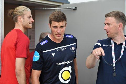 HERJET: Adrian Rogulj scoret tre mål i cupkampen mot Kolstad.