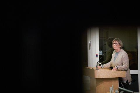MANGE HAR HATT DET VANSKELIG: Marit Aksnes, kommunalsjef for oppvekst og utdanning i Levanger, har sett tendenser til at de som var sårbare før pandemien har hatt det ekstra vanskelig.