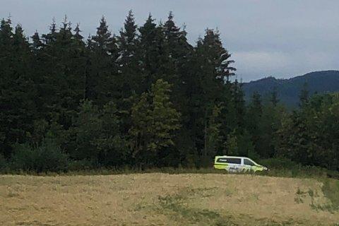AVHØRT: En kvinne i 40-årene er avhørt etter at en gutt ble påkjørt på Ronglan i Levanger mandag kveld. Kvinnen er barnets mor.