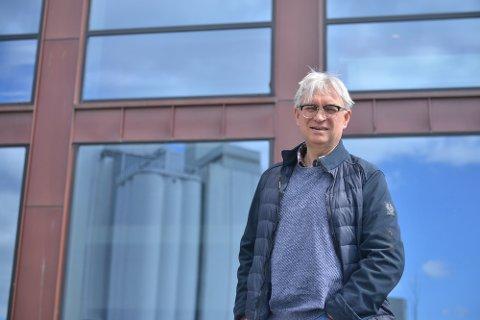 SMÅ MARGINER: Andre N. Skjelstad (V) har allerede sittet på Stortinget i tre perioder. Nå kan han komme inn på utjevningsmandat en fjerde gang