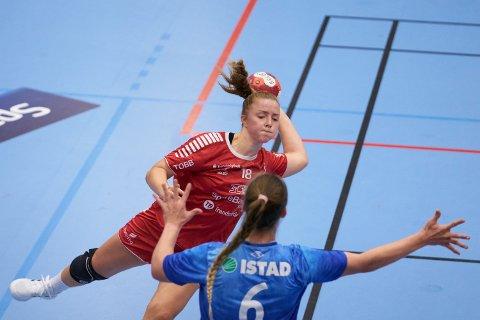 TROEN PÅ LHK: Åsa Grønning Almberg tror Levanger HK kan overraske positivt denne sesongen.