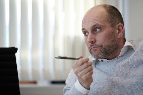 PREGER HELE NAV: Nyansatt fylkesdirektør Torbjørn Aas i Nav Trøndelag oppfatter at sikkerheten for de ansatte i Trøndelag er bra.