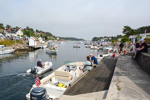 I fjor måtte Flostaregattaen avlyses, men i år vil det blir båtfest i Kilsund, i en eller annen form, lover Høye Høyesen i FMF.