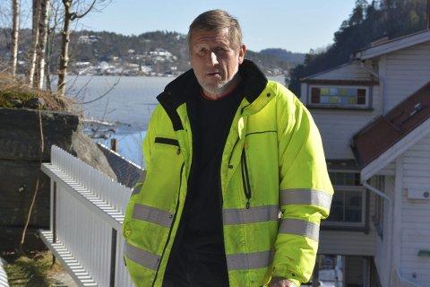 Svein-Olav Hageli: Var en av tre politikere som i 2014 dro til Danmark, for å lære av deres erfaringer. Foto: Olav Loftesnes