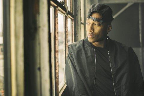 Til risøya: Hip-Hop-stjernen Lecrae holder konsert på Skjærgårds Music & Mission 8. juli.
